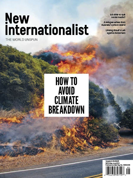 New Internationalist 05.06 2019
