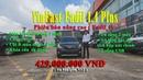 Giới thiệu VinFast Fadil 1 4L Plus Phiên bản Fadil nâng cao sẽ được trang bị gì với giá 429 triệu?