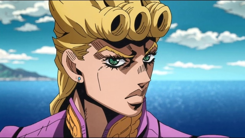 Golden Wind Giorno Giovanna's Theme Extended