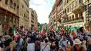 Viva l'Italia libera e sovrana!