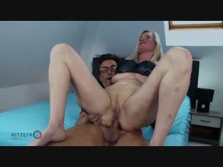 German Mature Dirty Tina anal