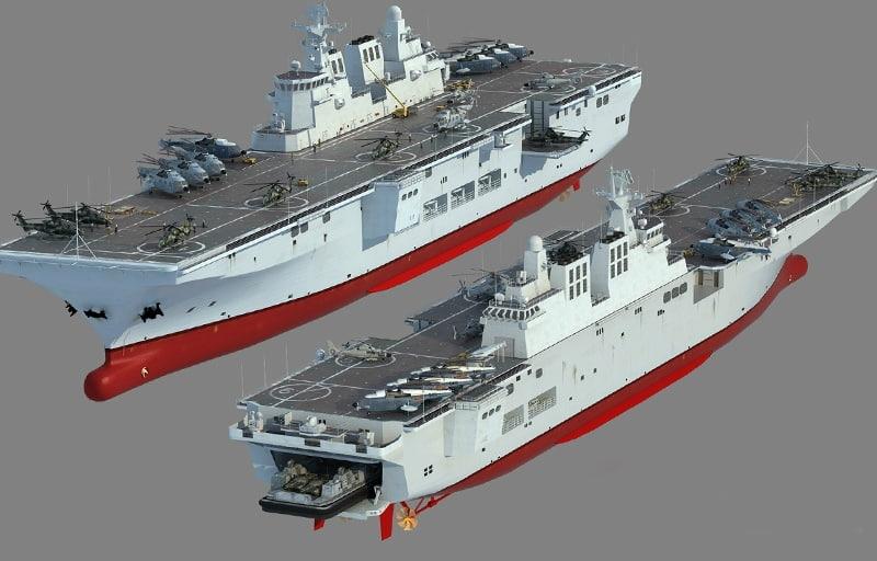Корабль Китая