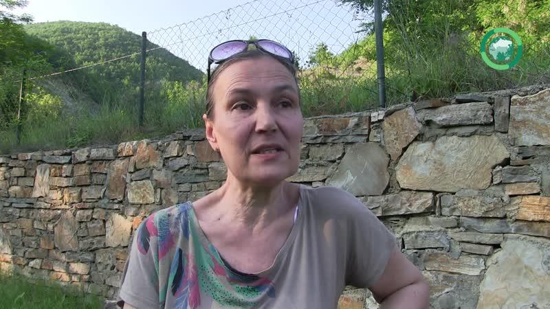 Жительница Косовской Митровицы рассказала о сербских анклавах