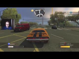Bulkin предотвратить взрыв! (прохождение driver san francisco #6)