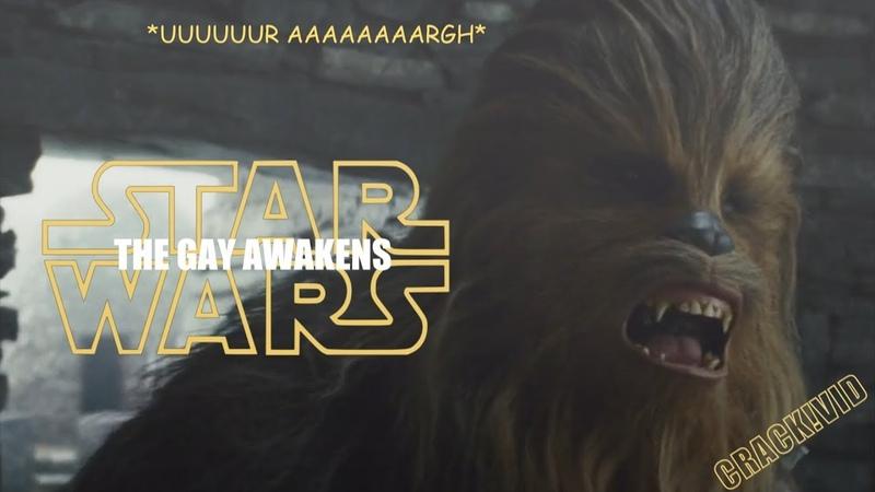 Star wars crack!vid || the gay awakens (8)