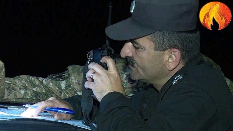 Düşmən Azərbaycan ordusunun gecə hücumunun qorxusundan, qoşunlara qəfil komanda verdi