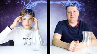 ТЕЛЕПАТИЯ Молочный Коктейль ЧЕЛЛЕНДЖ  УГАДАЙ ЕСЛИ СМОЖЕШЬ // Twin Telepathy Milkshake Challenge