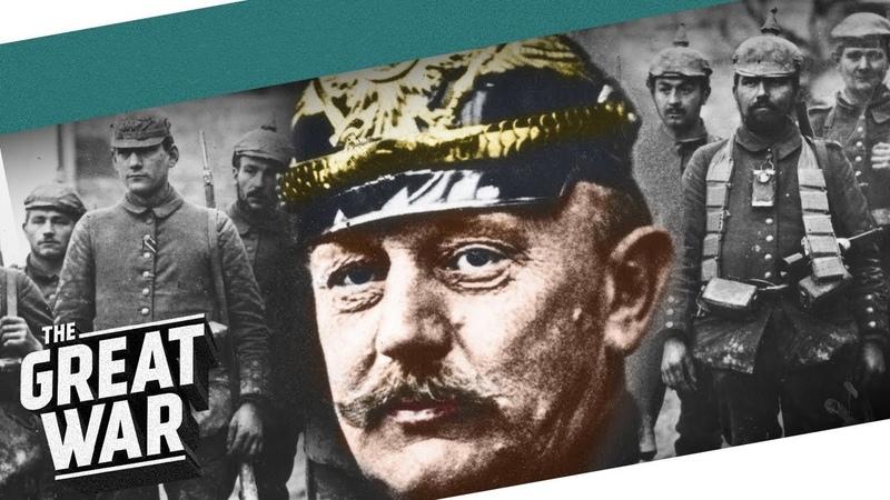 Война Германии на два фронта и план Шлиффена | Первая Мировая Война | The Great War на русском