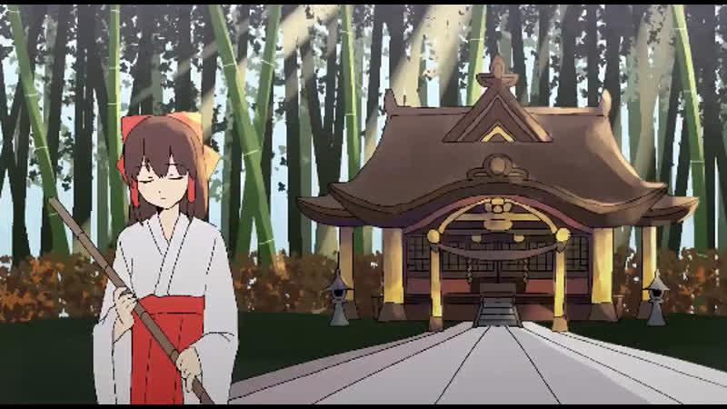 博麗神社 - 東方Project