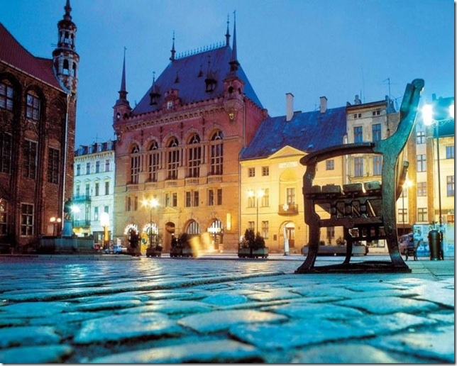 Торунь — сказочный городок в Польше, изображение №7