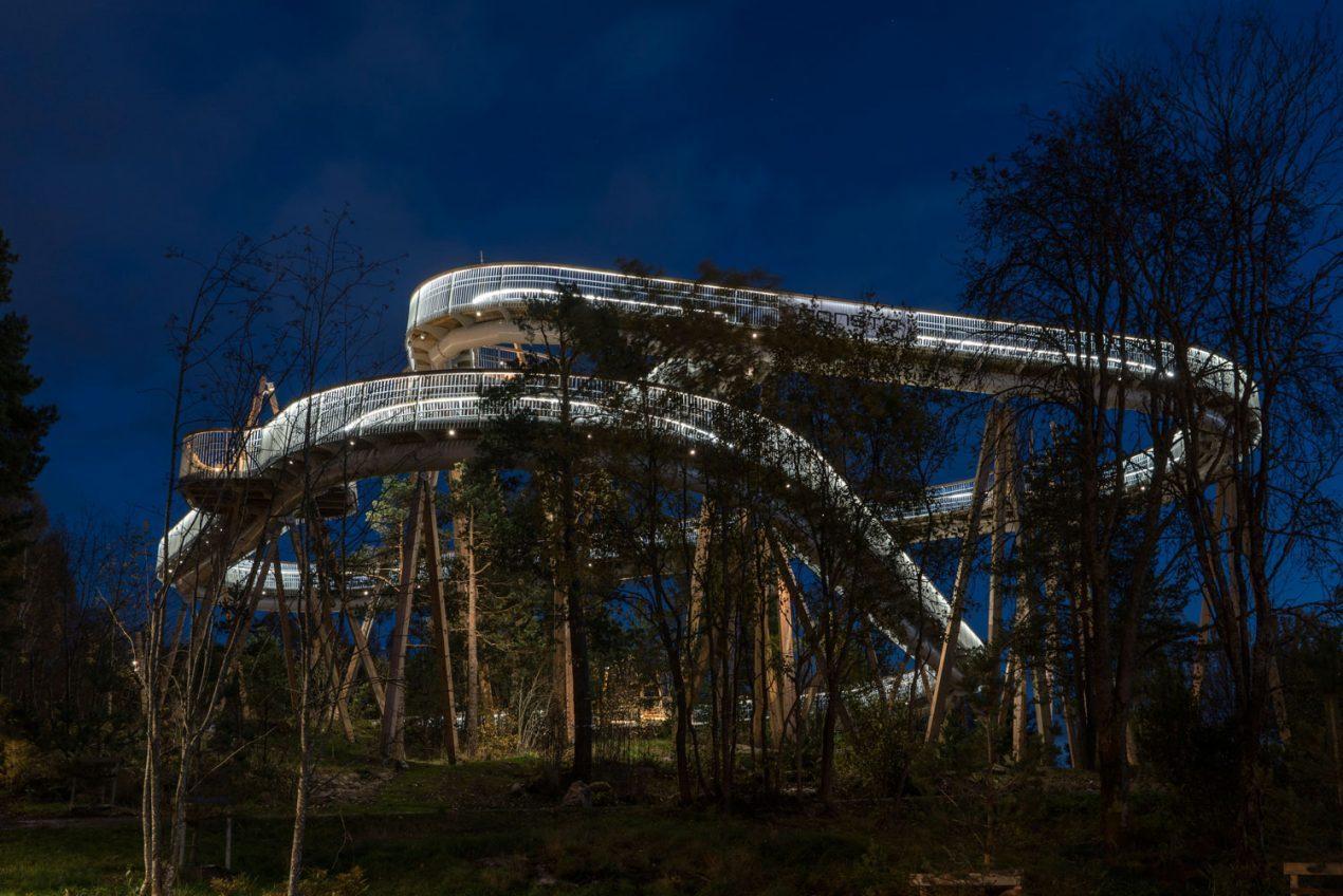 Stovnertårnet by LINK Landskap
