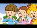 Английский для детей и взрослых Мультфильм на английском № 1 Collection of Easy Dialogue 1