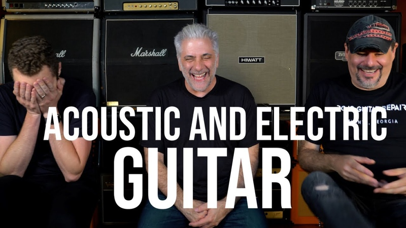 Why You Need To Learn Both Acoustic Electric Guitar