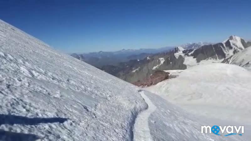 Mount Kazbek, Georgia (2019)