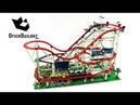 Lego Creator 10261 Roller Coaster - Lego Speed Build