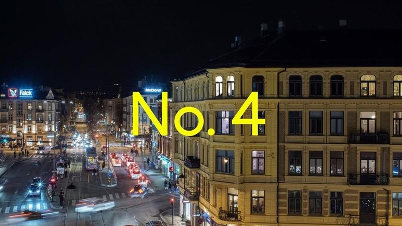 No. 4 - Oslo forteller (Offisiell musikkvideo)