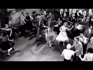 Real 1950s rock & roll, rockabilly dance from lindy hop!