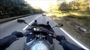 Sunny ride with Deauville NTV 700