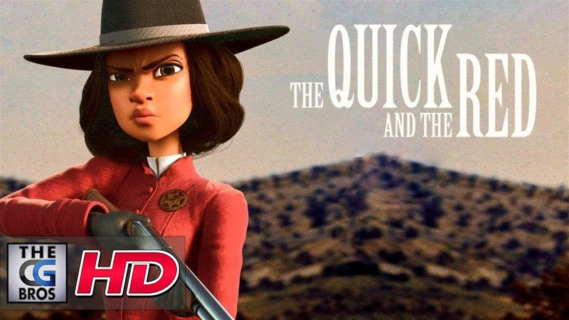 CGI 3D Animated Short The Quick and The Red by Abigail Mercante Monserrat Barahona TheCGBros