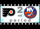 16. NATIONAL HOCKEY LEAGUE. PRE―SEASON 2019―2020. SEPTEMBER 17 2019. GAME 16. Philadelphia Flyers - New York Islanders 2ND