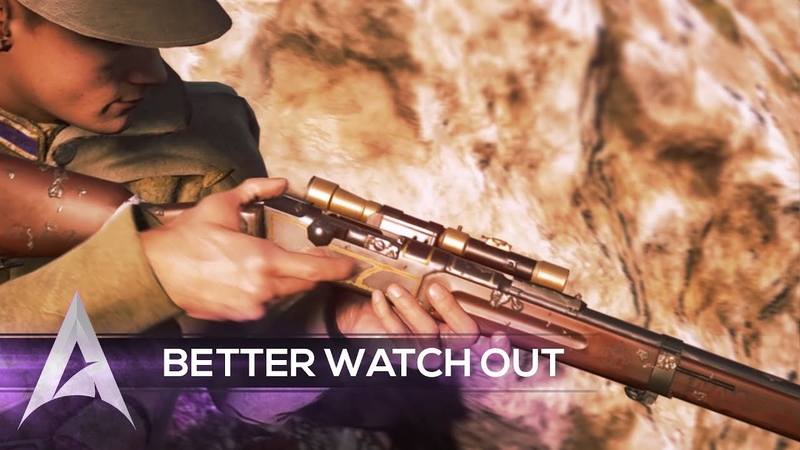 Battlefield 1 Montage: Ascend Branto in Better Watch Out by Ascend Oladag Ascend Warise