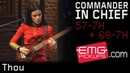 Commander In Chief plays Thou live on EMGtv