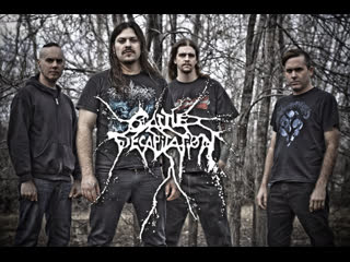 """cattle decapitation"" - regret and the grave"