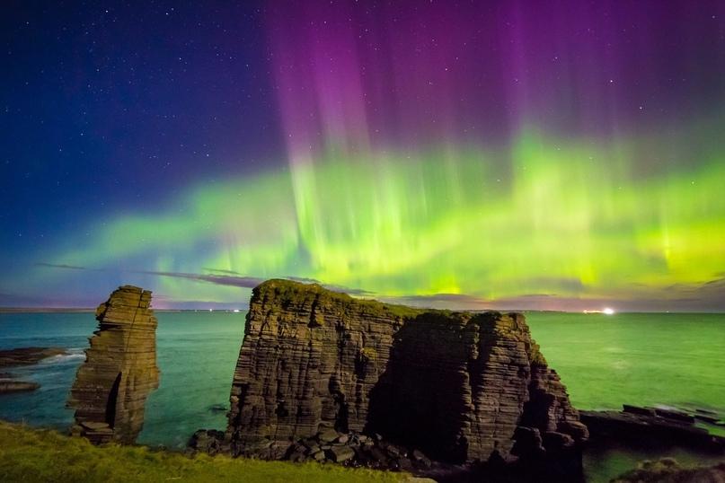Где можно увидеть северное сияние, изображение №5