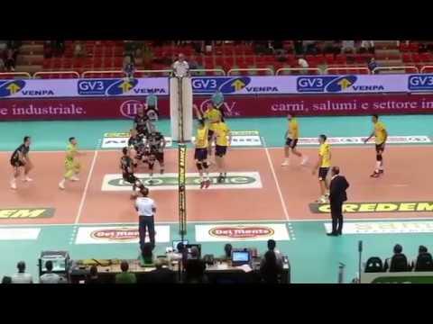 Volleyball Padova difende tre free ball consecutive