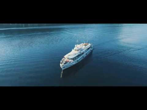Горный Алтай Телецкое озеро в 4К Съемки DJI Phantom 4 advanсed Panasonic HC VX980