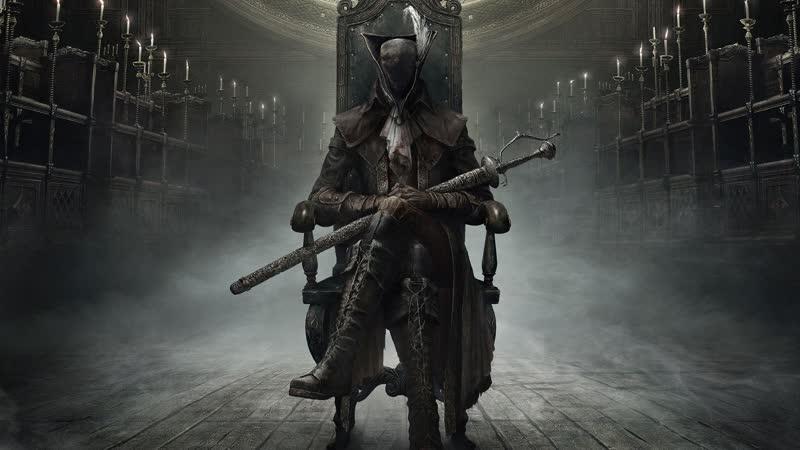 Bloodborne™ Part 7 Сторожевой пёс Древних Богов