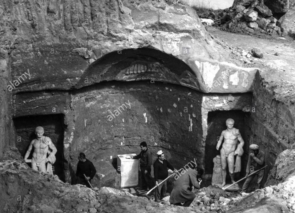 Древняя история. Раскопки. Допотопная цивилизация. 14 часть