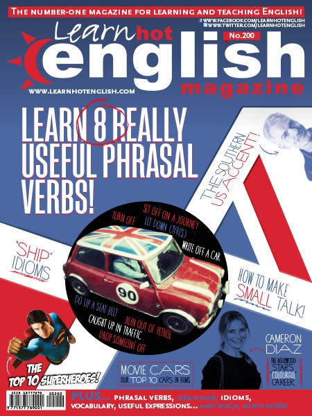 Learn Hot English I200 2019