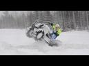 Can-am Renegade   CRAZY DEEP SNOW RIPN