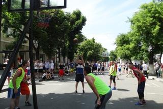 Турнир по баскетболу 3х3 ко Дню Города - 2019