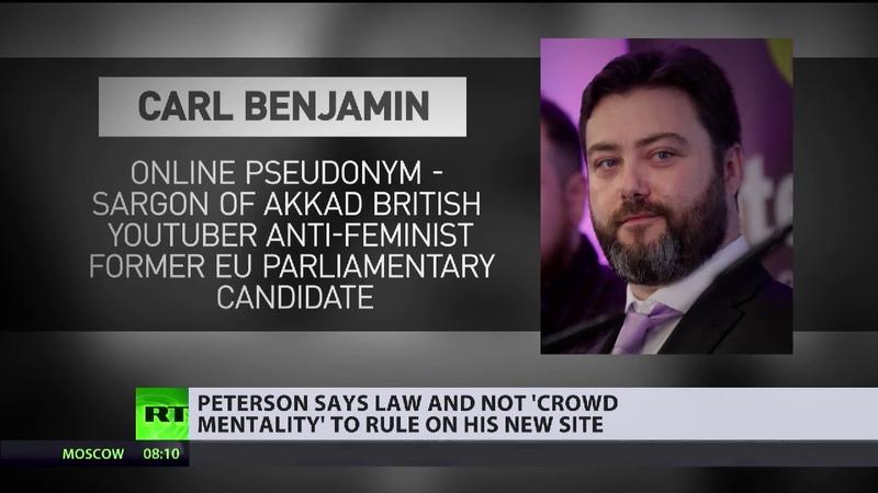 Jordan Peterson gründet online Plattform gegen Zensur