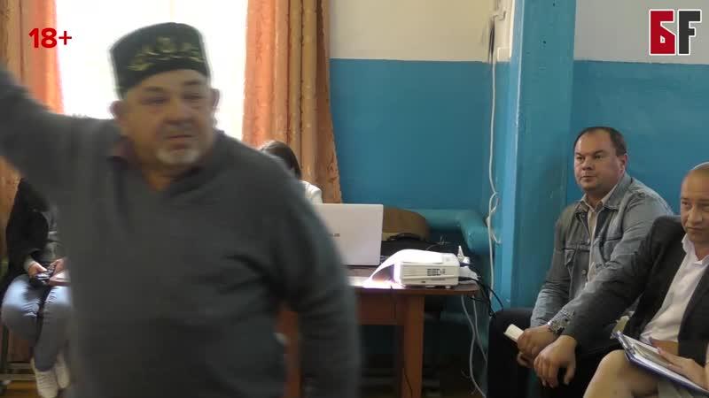 В Белебеевском районе две деревни чуть не начали междоусобицу