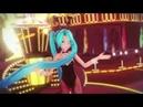 MMD バニーの日 Clover Club クローバー クラブ Teihen 508 style Miku Hatsune Bunny 底辺508式初音ミク・バニーV