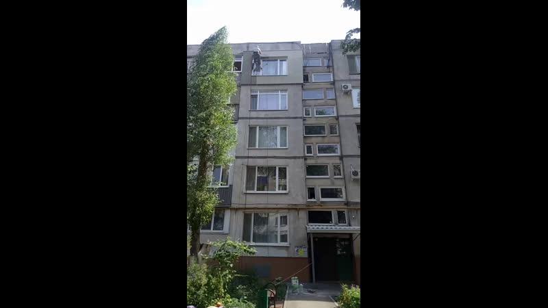 Г. Новокуйбышевск, Дзержинского 38 Б, нанесение Короеда