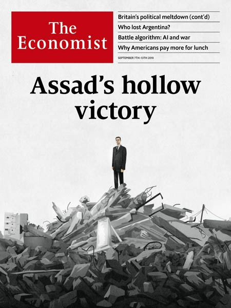 The Economist USA - September 07 2019