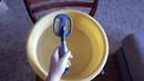 Тест в солёной воде