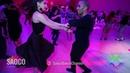 Sharief El Banna and Irena Prodanova Salsa Dancing at Istanbul Social Dance Marathon 2019, Saturday 02.02.2019