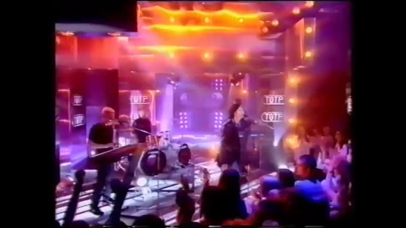 Depeche Mode - Top Of The Pops (BBC), London (England) (11.04.1997)