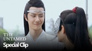The Untamed | Special Clip Drama vs Realita | WeTV 【INDO SUB】