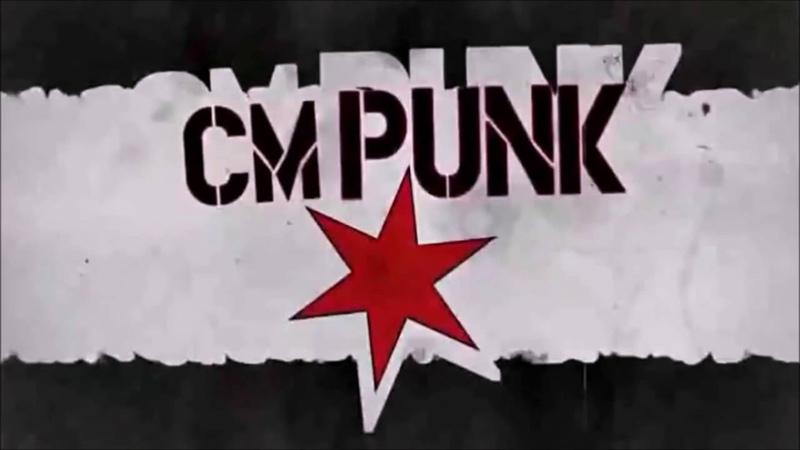 Wrestling Kingdom • CM Punk