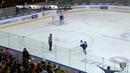 Моменты из матчей КХЛ сезона 17/18/19 • Гол. 3:1. Сёмин Александр (Металлург Мг) оформляет дубль, забросив шайбу в ворота сопер