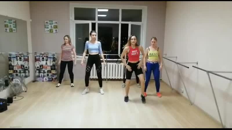 Reggaeton. SТАНЦИЯ. 15.10.2019
