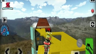 Modified Monster Bikes|Hill Climb|Impossible Bike Stunts 3D|New Bike Unlocked Android Gameplay 2020