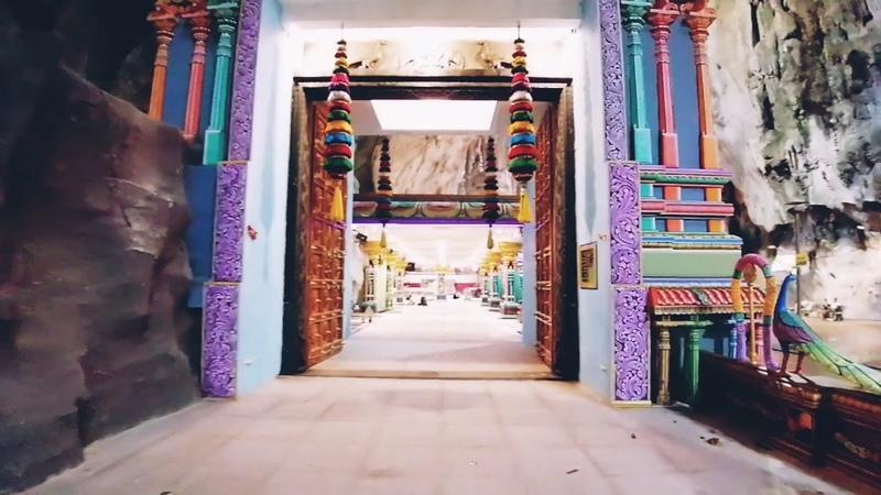 Batu Caves Пищеры Бату Куала Лумпур