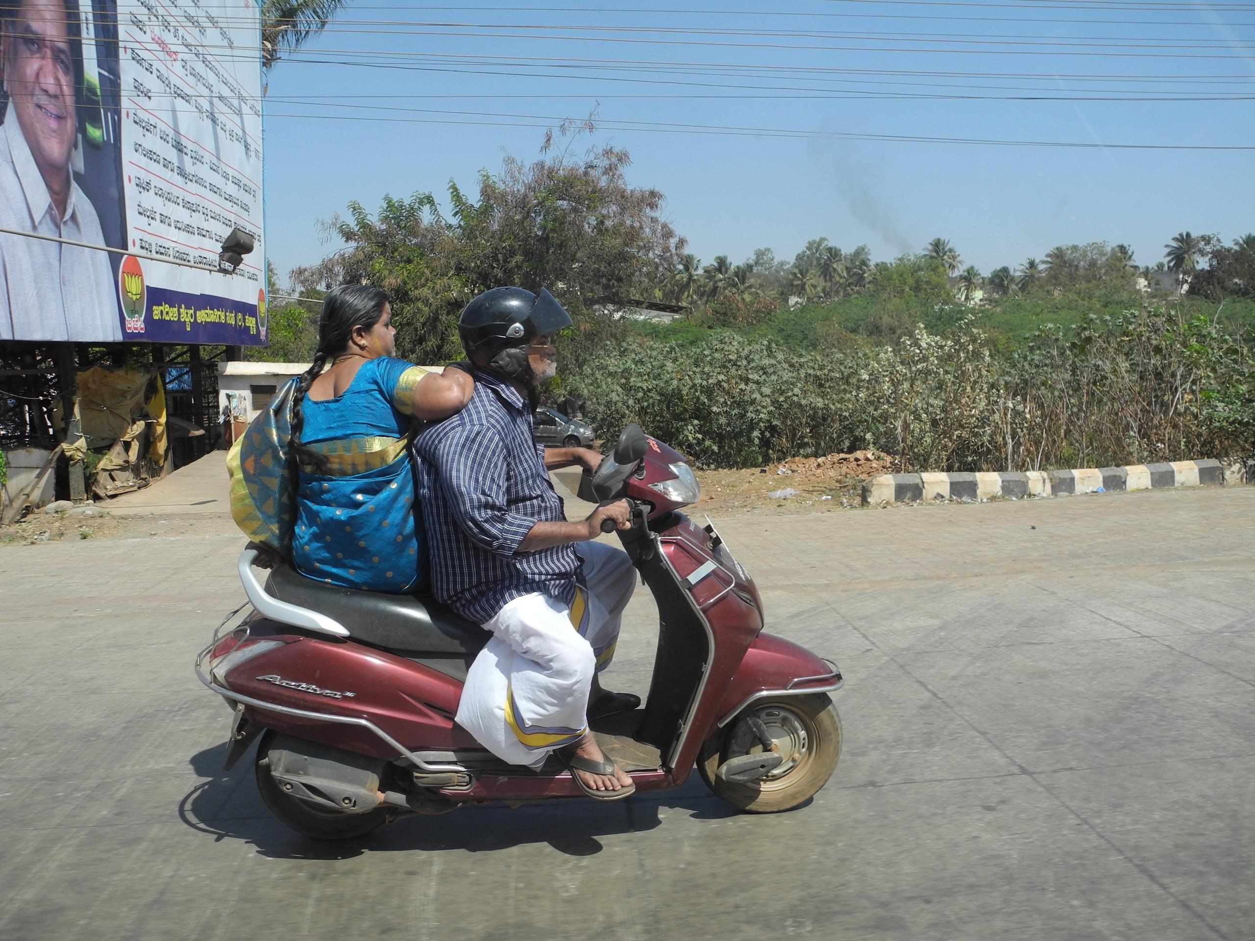 индия дороги